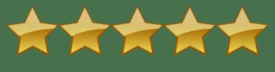 recensione a 5 stelle