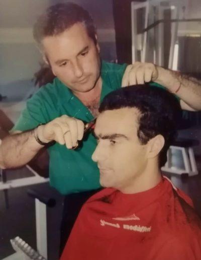 Giuseppe Bergomi e Gianni Modafferi - Italia 90