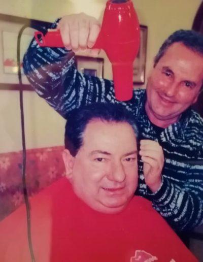 Luciano Gaucci e Gianni-Modafferi