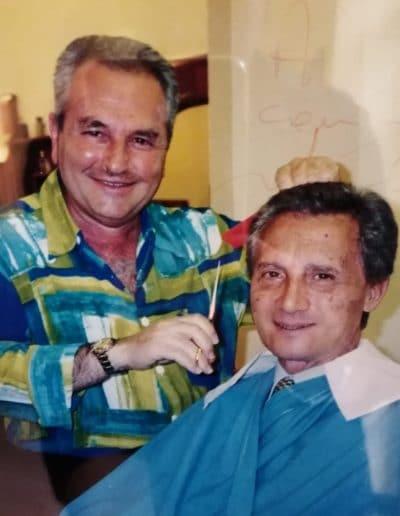 Sergio Cragnotti e Gianni Modafferi